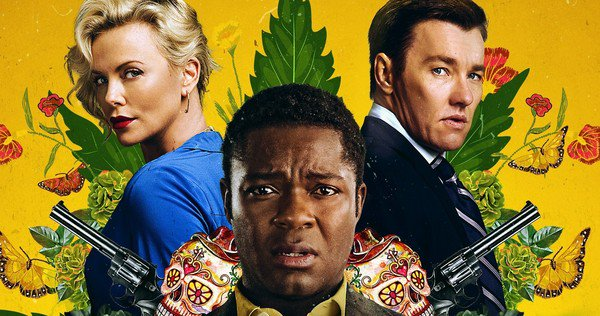 Gringo Movie Review