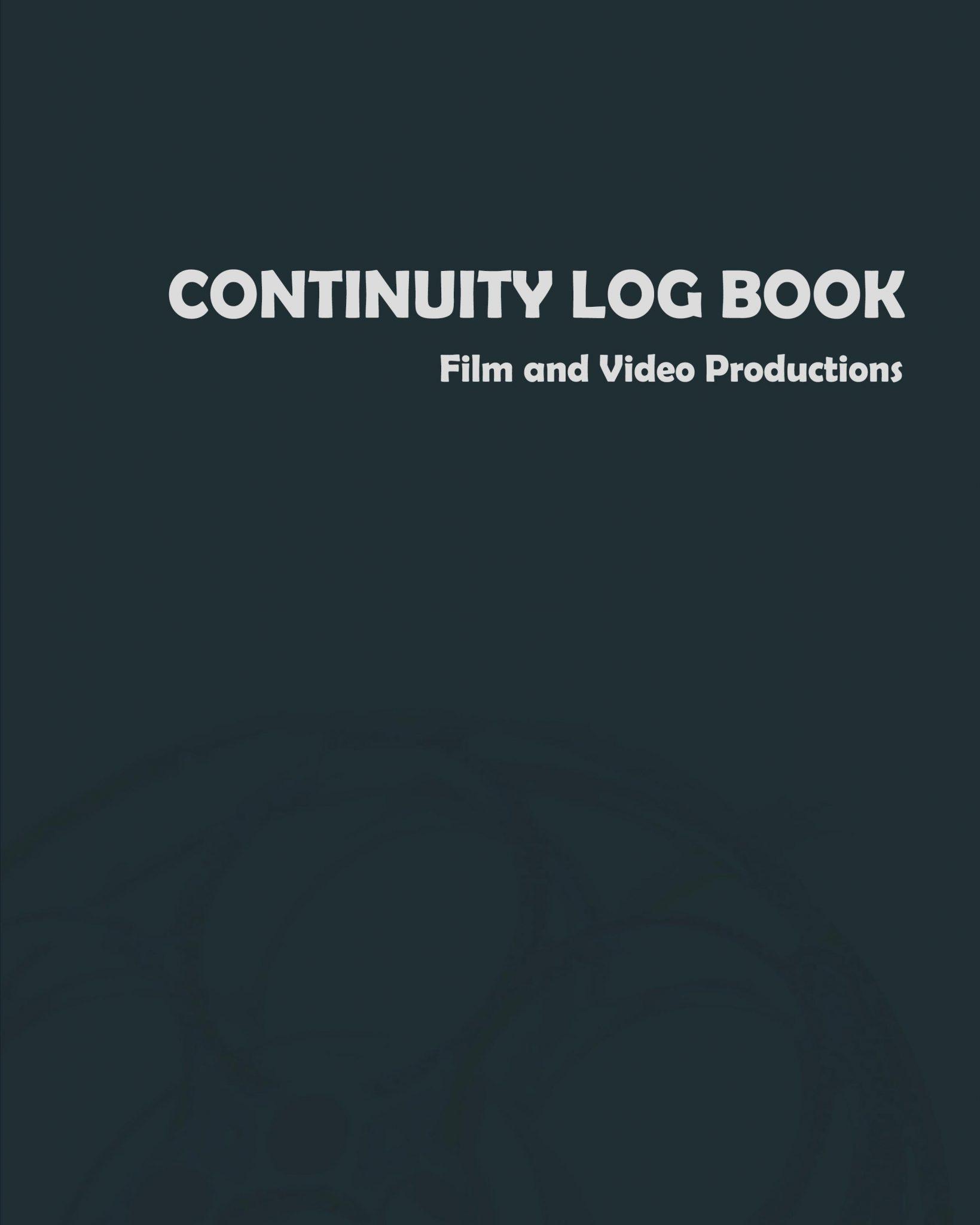 Continuity Logbook