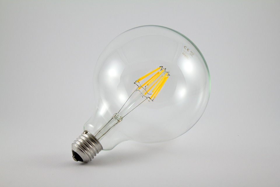 Electricity Light Light Bulb Led Electric Lighting