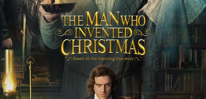 The Man Who Invented Christmas 2017.No Budget Goes To The Movies The Man Who Invented Christmas