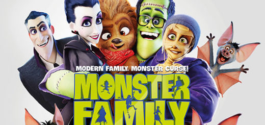 Monster Family Movie