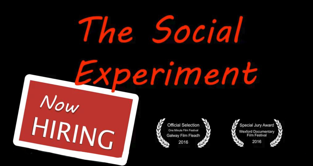 The Social Experiment