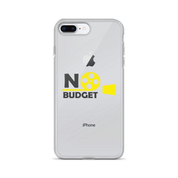 phone case with no budget logo