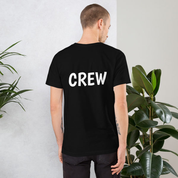 No Budget Crew T-Shirt Black