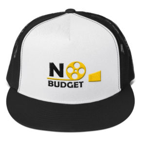 No Budget Trucker Cap