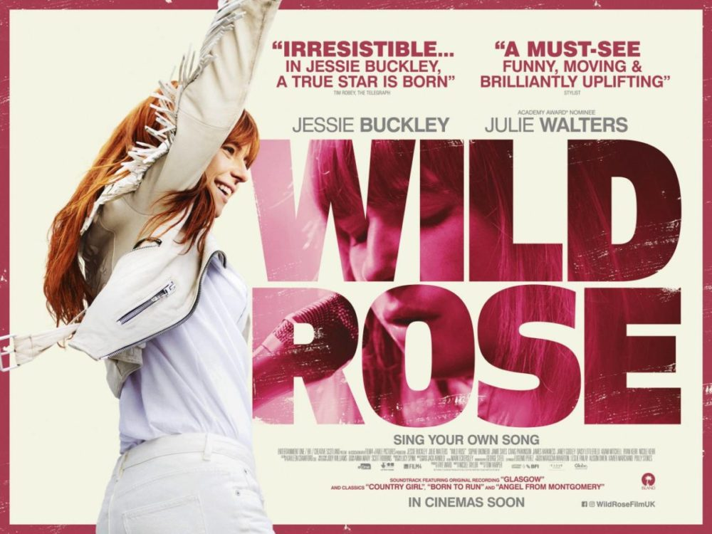 """""""Wild Rose"""" Review - The Latest in British Musical Drama"""