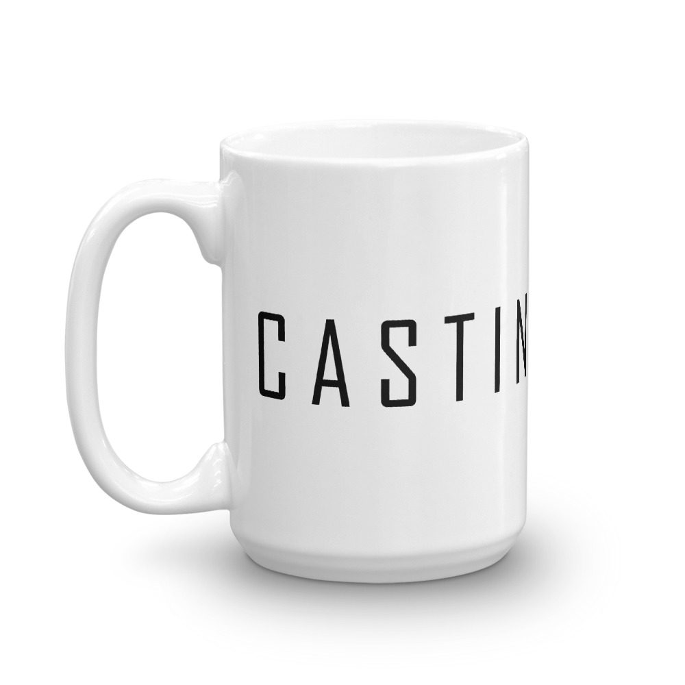 casting agent cup