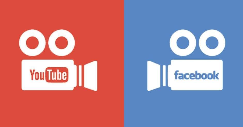 youtube v facebook