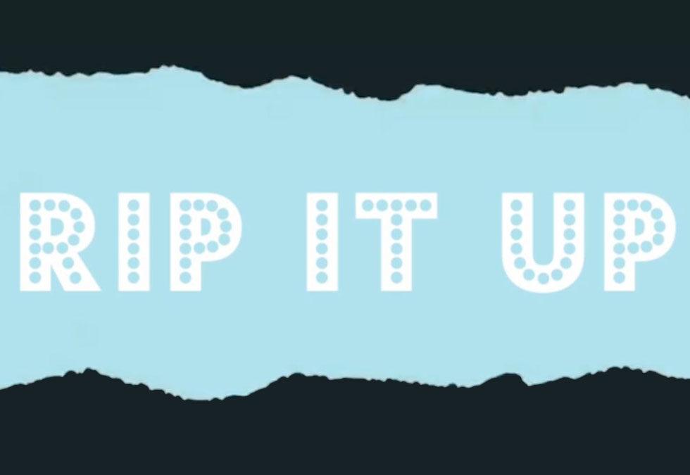 Rip it Up logo