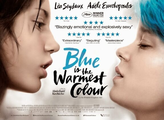 Blue Is the Warmest Colorr