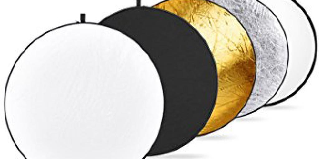 Multi Disc Light Reflector